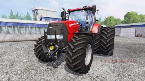 Case IH Puma CVX 240 FL v1.5 para Farming Simulator 2015