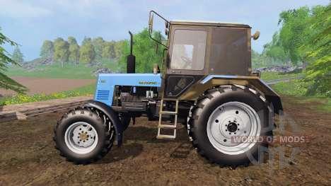 MTZ-892 Belarús v2.0 para Farming Simulator 2015