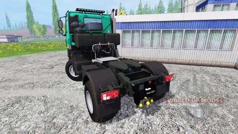 Tatra Phoenix T 158 4x4 para Farming Simulator 2015