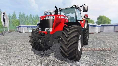 Massey Ferguson 8737 para Farming Simulator 2015
