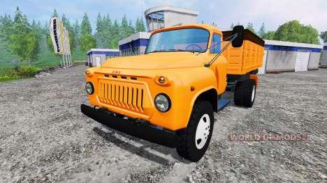 GAZ-53 v1.3 para Farming Simulator 2015