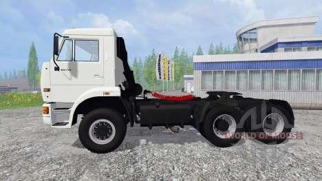 KamAZ-65116 para Farming Simulator 2015