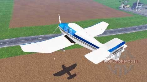 Robin DR-400 para Farming Simulator 2015