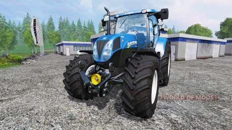 New Holland T7.210 v1.0.1 para Farming Simulator 2015
