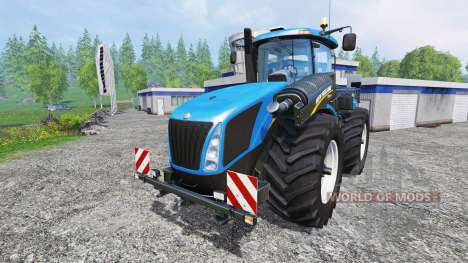 New Holland T9.560 [real engine] para Farming Simulator 2015