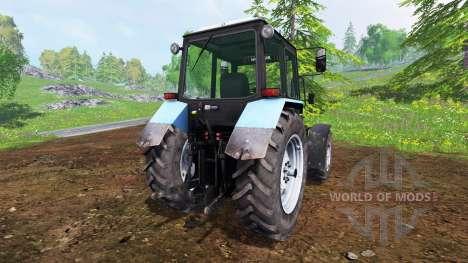 MTZ-1221 Belarús SAREx para Farming Simulator 2015