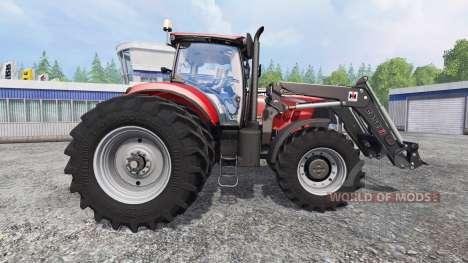 Case IH Puma CVX 165 FL v1.5 para Farming Simulator 2015