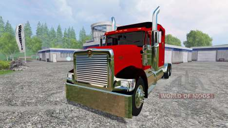 International Eagle 9900i para Farming Simulator 2015