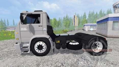 Volkswagen 18-310 para Farming Simulator 2015