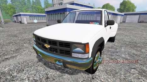 Chevrolet K3500 1994 para Farming Simulator 2015