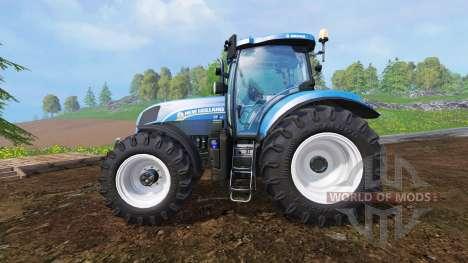 New Holland T7.200 v1.0.2 para Farming Simulator 2015