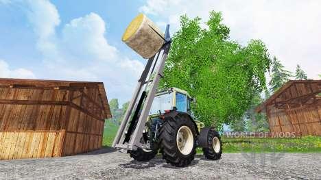 Montado de elevación hidráulica para Farming Simulator 2015