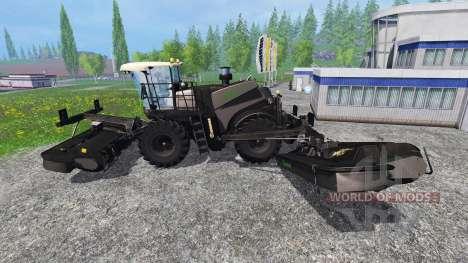 Krone Big M 500 [black] v1.2 para Farming Simulator 2015