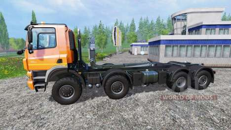 Tatra Phoenix T 158 8x8 [agro] para Farming Simulator 2015