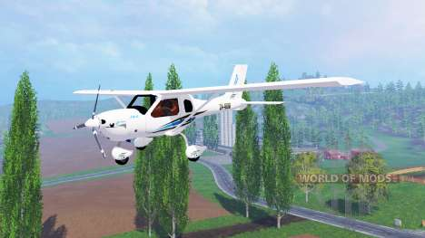 Jabiru J430 para Farming Simulator 2015