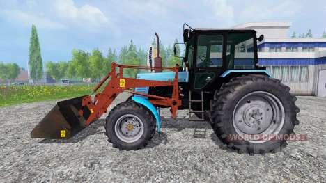 MTZ-1025 [colección] v2.0 para Farming Simulator 2015