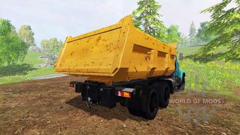 Kraz-6510 para Farming Simulator 2015
