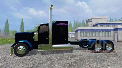 Peterbilt 379 para Farming Simulator 2015