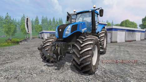 New Holland T8.320 [washable] para Farming Simulator 2015
