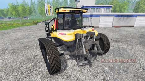 Caterpillar Challenger MT865B [Row Trac] v2.0 para Farming Simulator 2015
