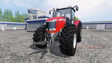 Massey Ferguson 7726 [washable] para Farming Simulator 2015