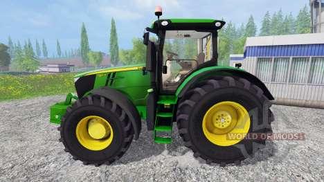 John Deere 7270R para Farming Simulator 2015