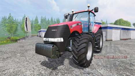 Case IH Magnum CVT 380 [real engine] para Farming Simulator 2015