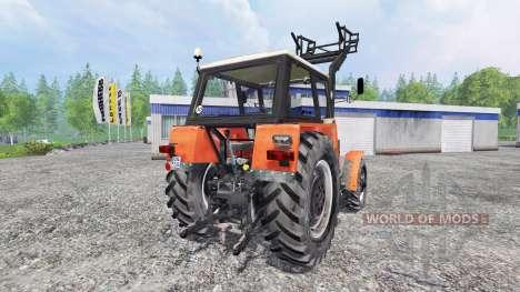 Ursus 1014 [czerwone] para Farming Simulator 2015