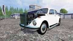 Volkswagen Beetle 1973 [dragster]
