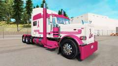 La piel de Camiones de una Cura para el camión Peterbilt 389 para American Truck Simulator