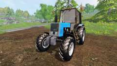 MTZ-892 Belarús v2.0