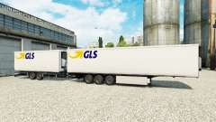 Semi-remolque Krone Gigaliner [GLS] para Euro Truck Simulator 2