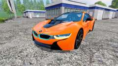 BMW i8 eDrive v1.7