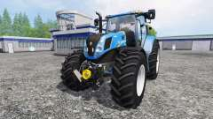 New Holland T7.240