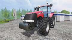 Case IH Magnum CVT 380 [real engine]