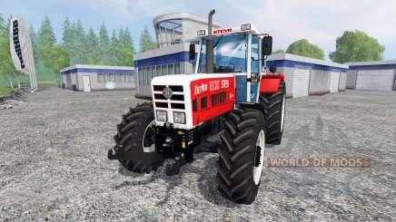 Steyr 8130A Turbo SK2 para Farming Simulator 2015