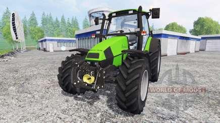 Deutz-Fahr Agrotron 120 Mk3 FL [washable] para Farming Simulator 2015