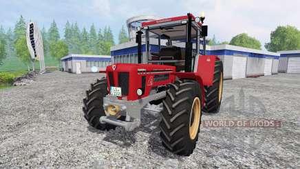 Schluter Super 1500 TVL [modified] para Farming Simulator 2015