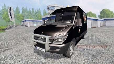 Mercedes-Benz Sprinter [Flexibouw] para Farming Simulator 2015