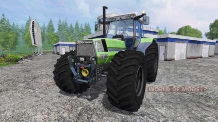 Deutz-Fahr AgroStar 6.81 v1.2 para Farming Simulator 2015