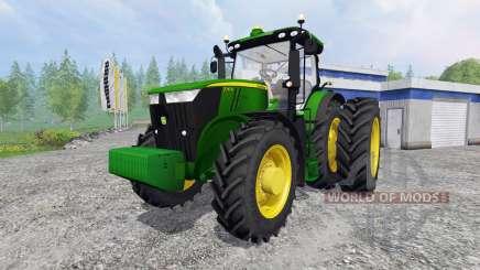 John Deere 7310R FL para Farming Simulator 2015