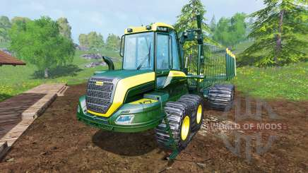 PONSSE Buffalo v1.1 para Farming Simulator 2015