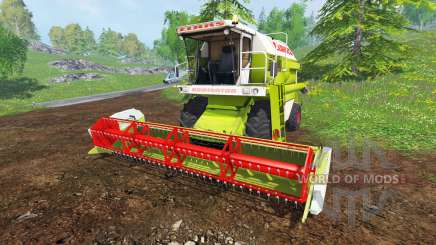 CLAAS Dominator 108SL [non-advanced] para Farming Simulator 2015