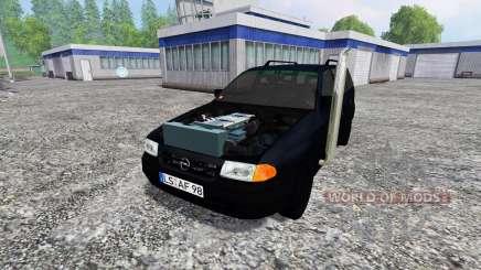 Opel Astra F Caravan [dragster] para Farming Simulator 2015