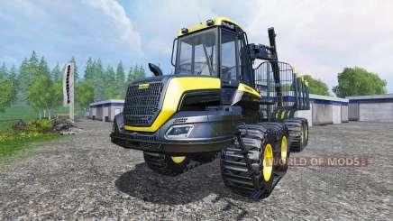 PONSSE Buffalo [autoload] v2.0 para Farming Simulator 2015