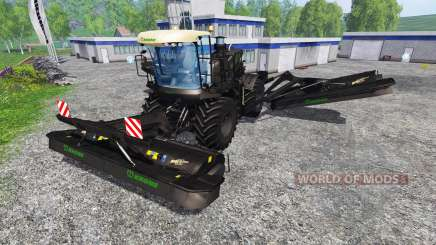 Krone Big M 500 [black] v1.2 para Farming Simulator 2015