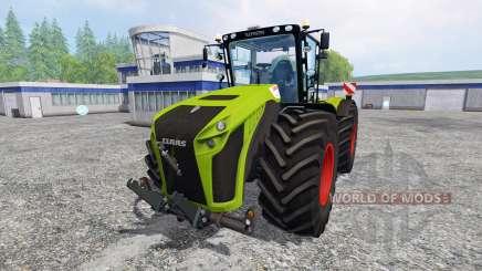 CLAAS Xerion 5000 para Farming Simulator 2015