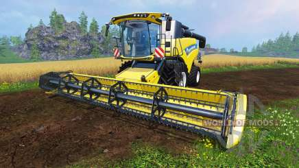 New Holland CR9.80 para Farming Simulator 2015