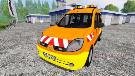 Renault Kangoo [dir sud-ouest] para Farming Simulator 2015