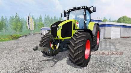 CLAAS Axion 950 Pro para Farming Simulator 2015